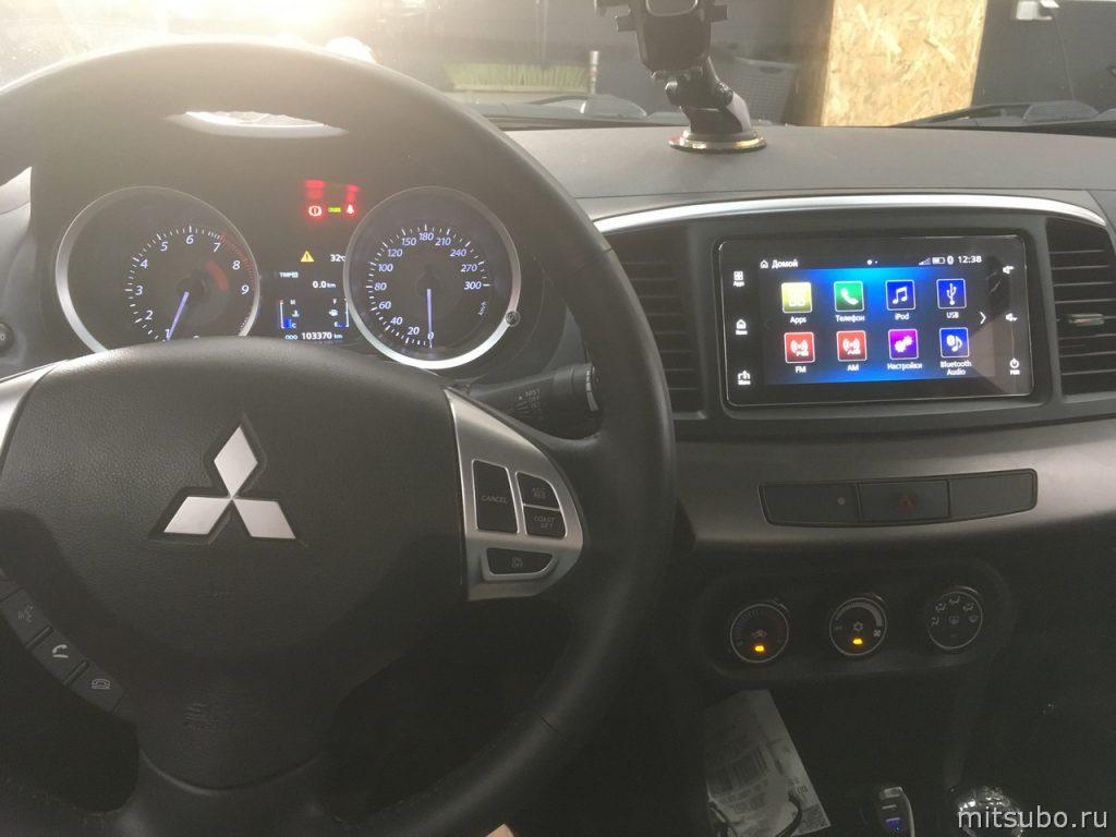 Mitsubishi Connect 8740A056 на Lancer X
